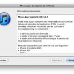 [TUTO] Jailbreak iOS 4.3.3 Untethered (MAJ)