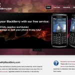 Desimlockage Blackberry Gratuit
