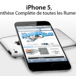 [Apple] iPhone 5: les rumeurs en 1 image