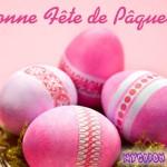 Bonne fêtes de Paques à tous :D