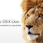 Une pointe d'humour pour Lion