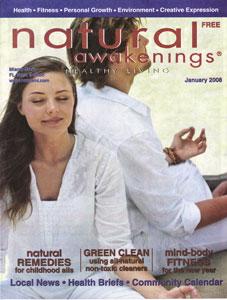 Natural Awakenings Jan 08