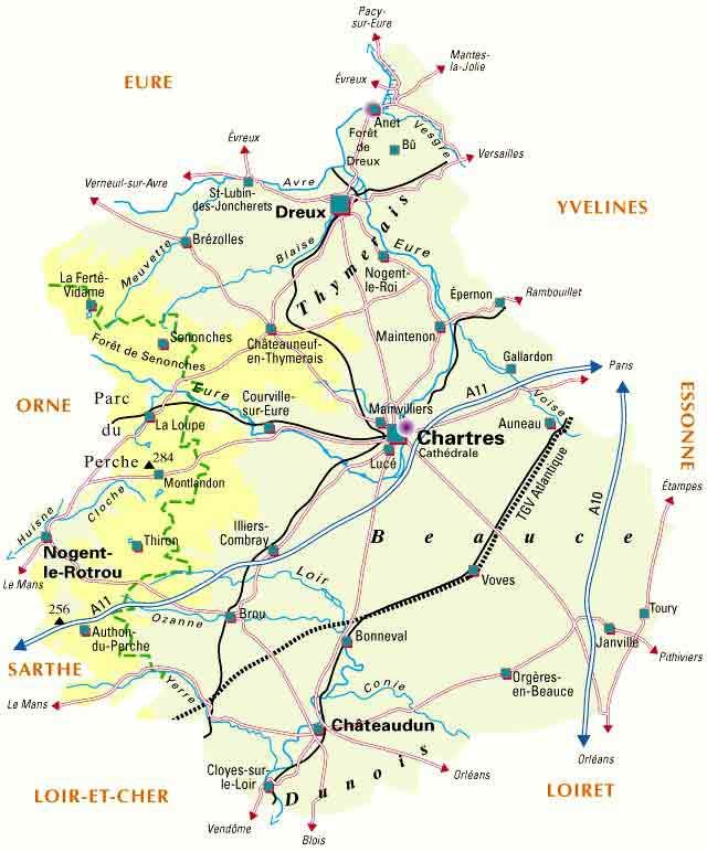 Eure Et LoirCentreVal De Loire