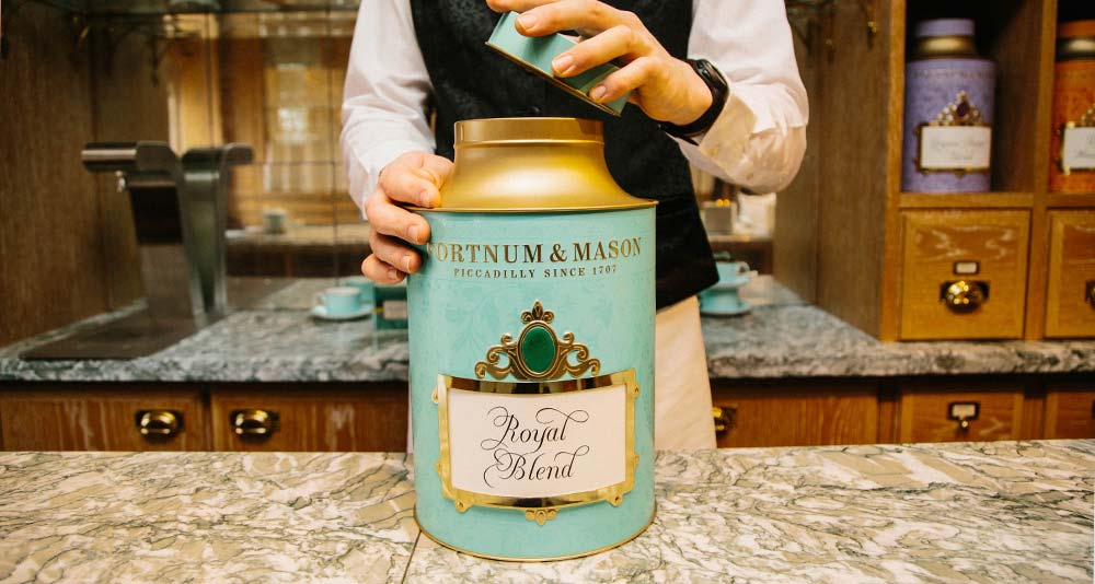 crédit : Fortnum and Mason