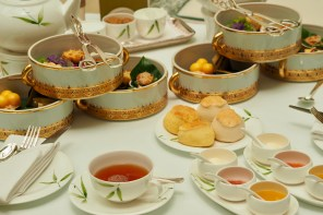 An Afternoon Tea at Mandarin Oriental Hotel Bangkok