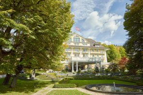 Le Grand Bellevue: A Singular Hotel in Gstaad