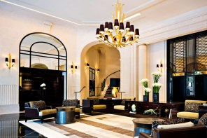 Prince de Galles, an Art Deco Gem in the French Capital