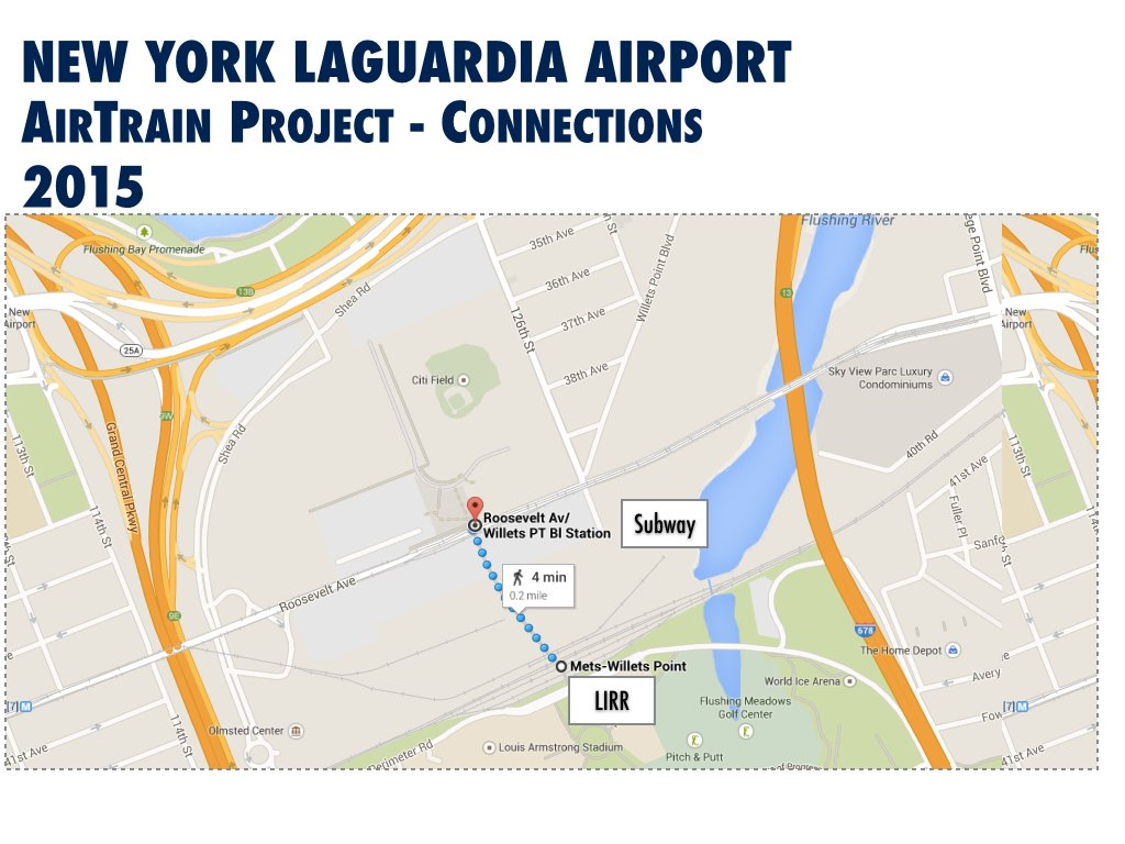 New York City Airport Workers To Go On Strike Wednesday - Nyc map laguardia