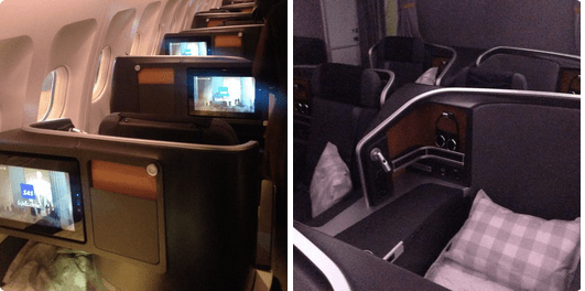 SAS New Cabin Refresh 2015