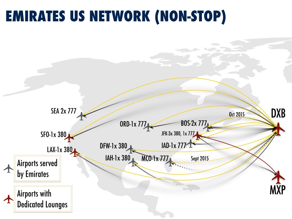 Emirates US Network