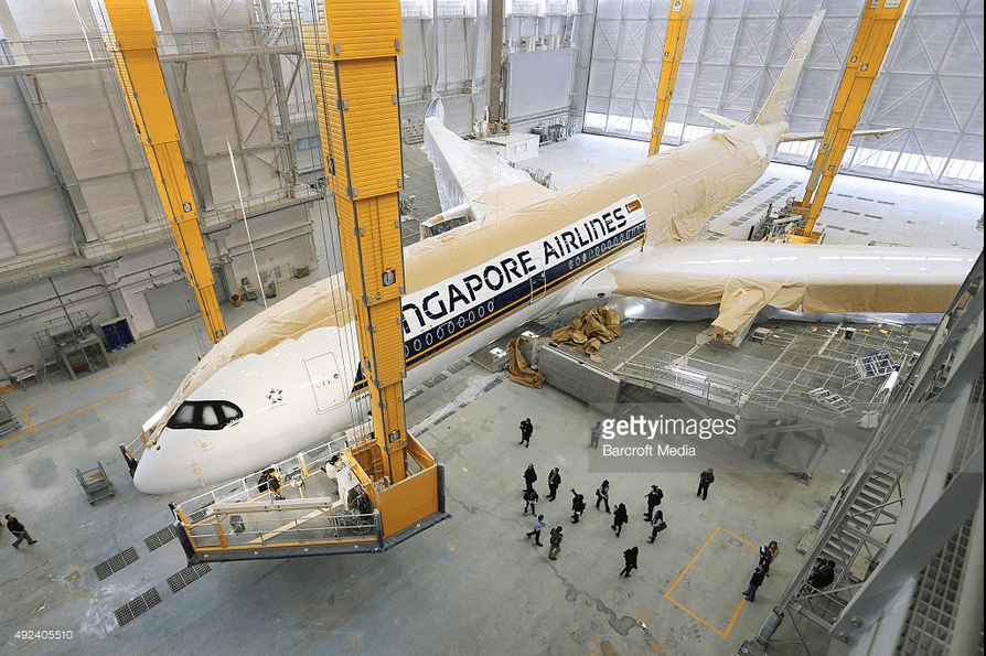 Airbus adds new A350-900 variant for Singapore Airlines   Experience ...