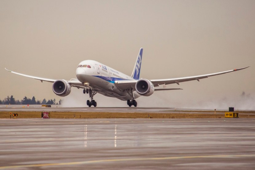 All Nippon Airways 100,000th Boeing 787 Revenue Flight