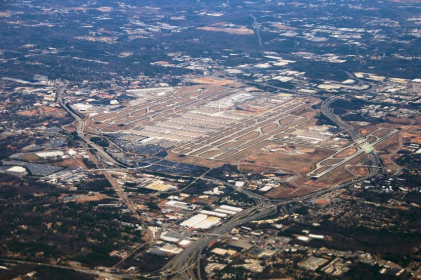 2016 Top 30 Busiest Airports - Atlanta Hartsfield-Jackson Airport