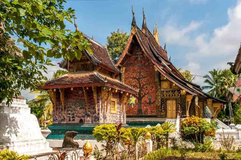 Wat Xieng in Luang Prabang
