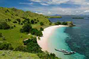 Cruising at Komodo