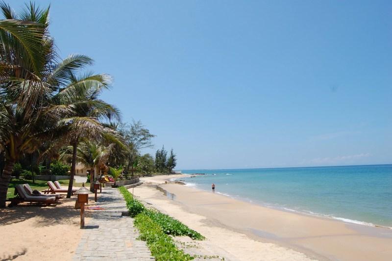 Phan Thiet, Victoria Resort