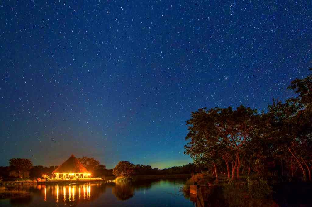 The Mudhouse eco lodge in Sri Lanka