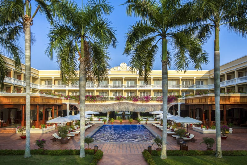 Victoria Can Tho Resort_Vietnam_Mekong Delta_Swimming Pool
