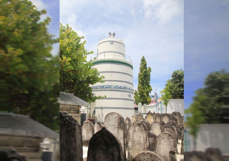 Friday Mosque Malé Maldives