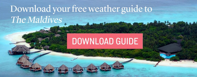 Maldives weather guide
