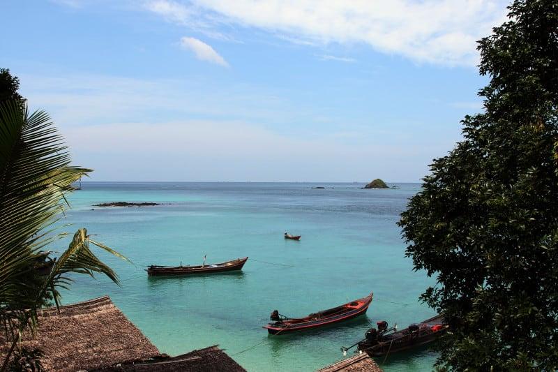fromfishing Village