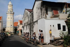 Lebuh Cannon & Lebuh Acheh_with Acheh Mosque