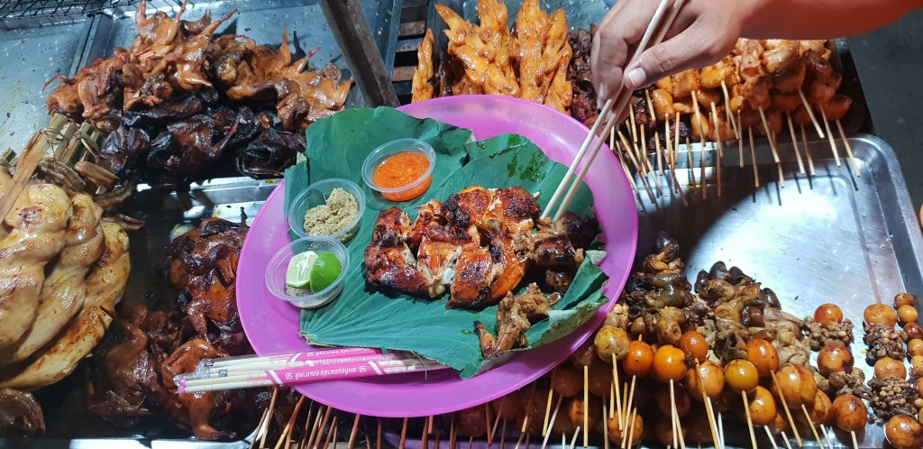 Cambodia's mouth-watering street food scene