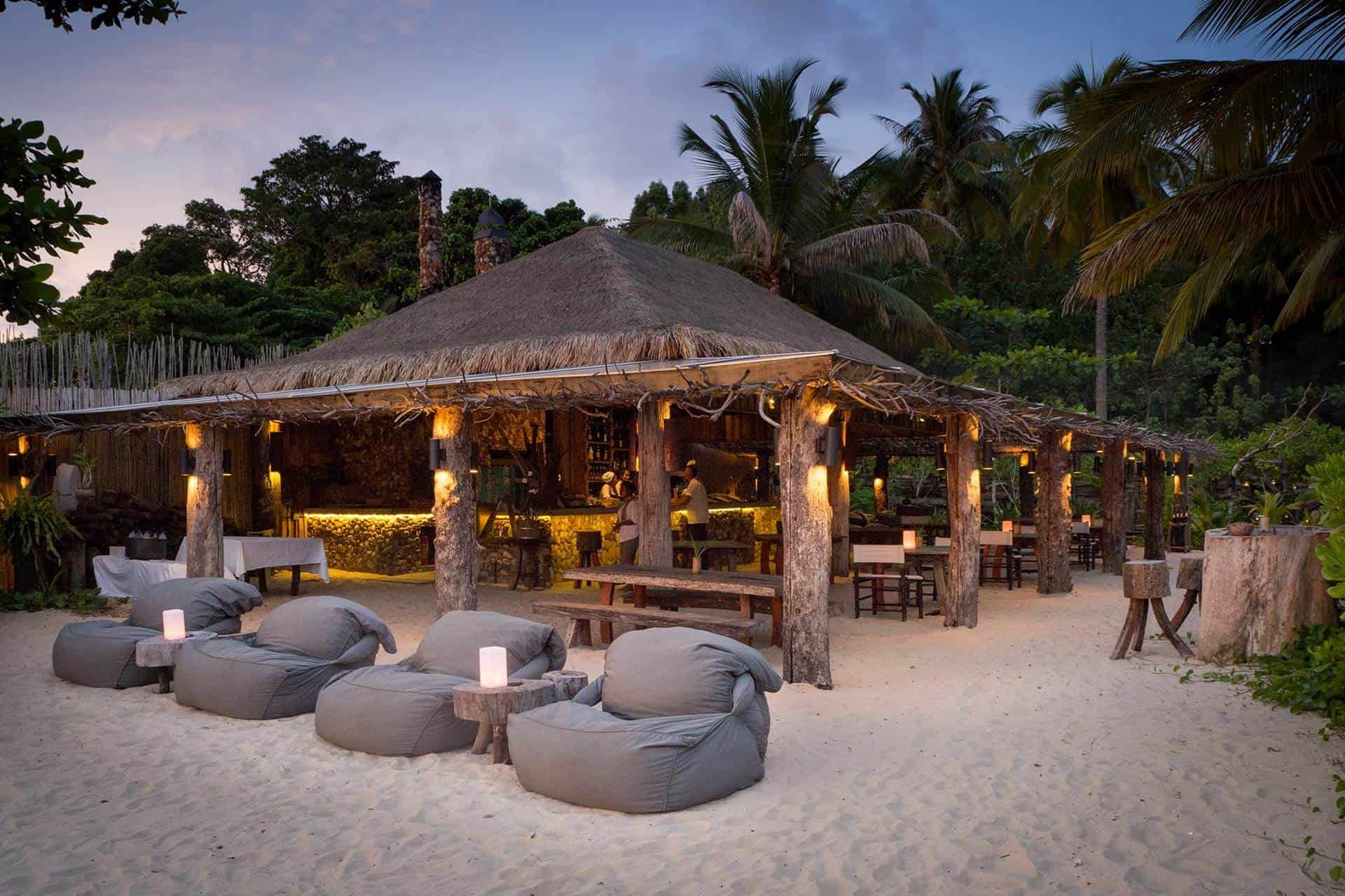 Song Saa is one of the best beaches in Cambodia