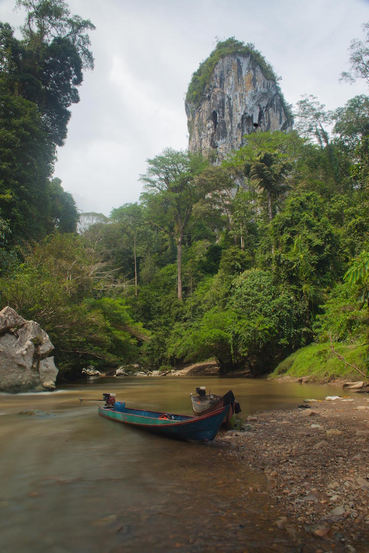 Sapulot eco-tourism venture in Borneo