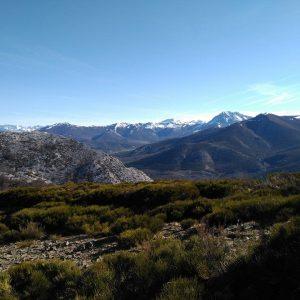 Vuelo en ultraligero en la Montaña Palentina