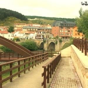Puentes en Cervera de Pisuerga