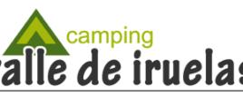 logotipo del camping valle de iruelas