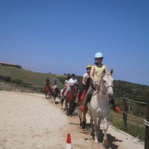 Campamentos de equitación en Cantabria