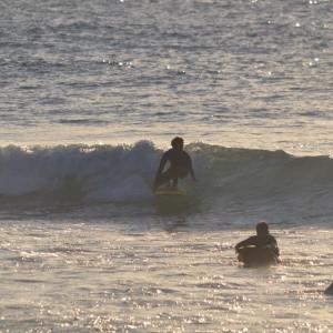 Cursos de surf en Suances