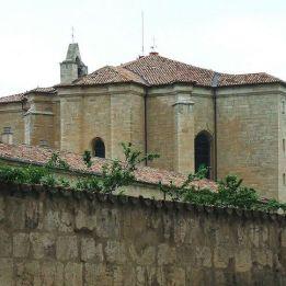 Iglesia de Santa Clara en Briviesca