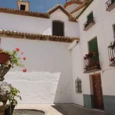 Barrio de la Villa y Balcón del Adarve en Priego de Córdoba