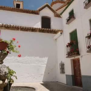 Conjunto artístico en Priego de Córdoba