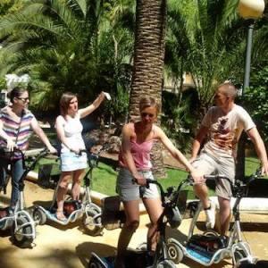 Vehículos eléctricos para conocer Priego de Córdoba