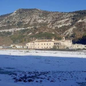 El Monasterio de Santa María de Irantzu