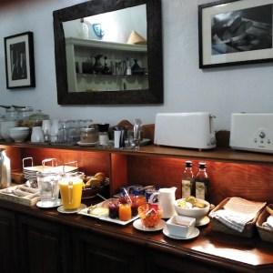Antigua casa de mercaderes convertida en hotel con encanto