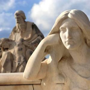 El cementerio de Arenys de Mar