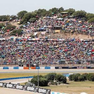 El Circuito de Jerez en Jerez de la Frontera