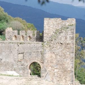 El Castillo de Jimena de la Frontera