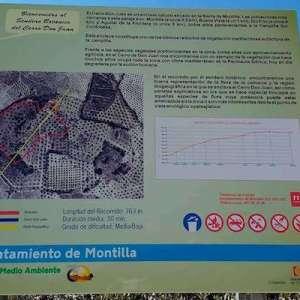 El Cerro Don Juan y Piedra Luenga en Montilla