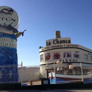 La empresa atunera la Chanca en Barbate