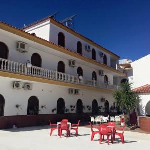 Bonito hotel en la Sierra de Grazalema en Olvera