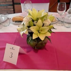 Salones para celebraciones en el Hotel Don Gonzalo