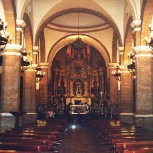 Parroquia de Santa Catalina Mártir en Rute