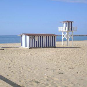 Las Playas de Isla Cristina en Huelva