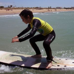 Cursos de surf en la Playa El Palmar en Vejer de la Frontera en Cádiz